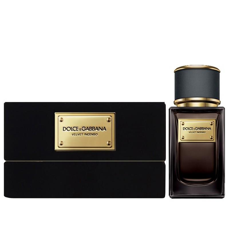 Dolce&Gabbana Velvet Incenso For Unisex Eau De Parfum 50ML