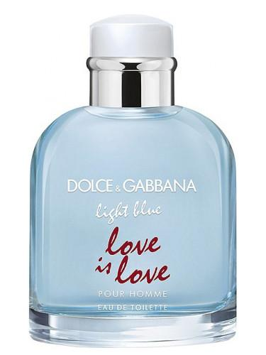 Dolce&Gabbana Light Blue Love Is Love For Men Eau De Toilette 125ML