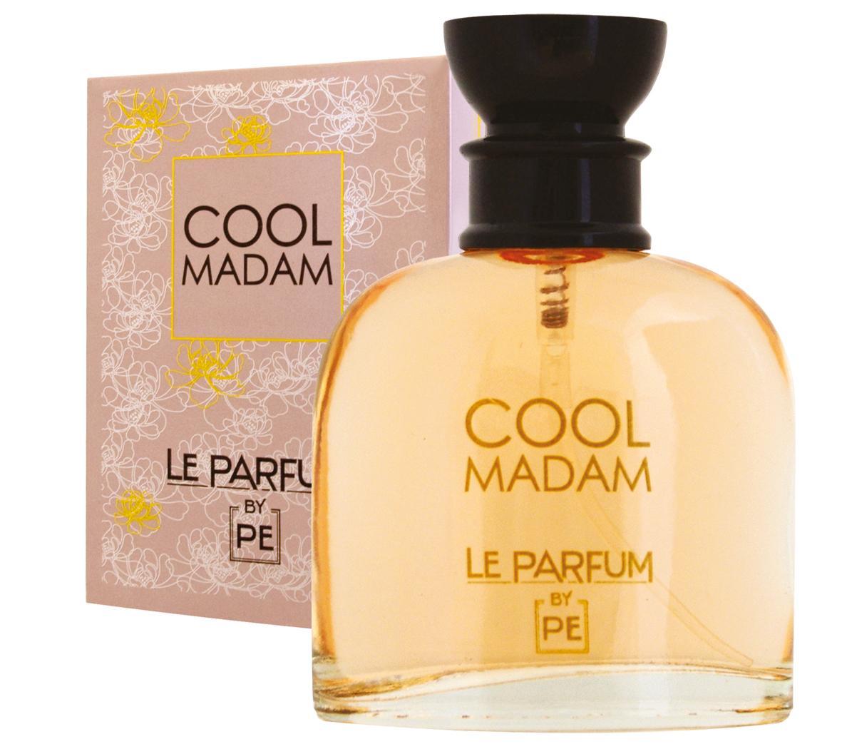 Le Parfum Cool Madam Eau De Toilette For Women 100ml