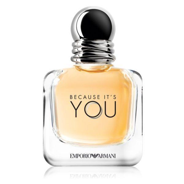 Armani Because It,s You For Women Eau De Parfum 50ML