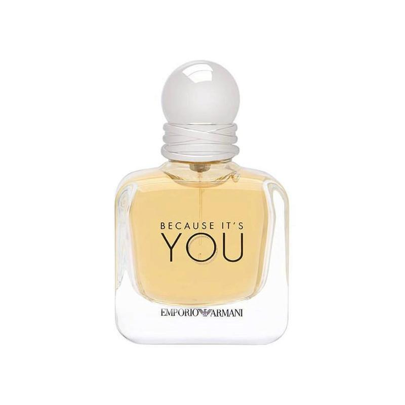Armani Because It's You For Unisex Eau De Parfum