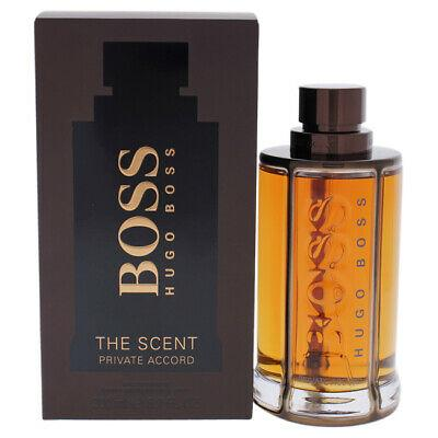 Hugo Boss The Scent Private Accord For Men Eau De Toilette 200ML