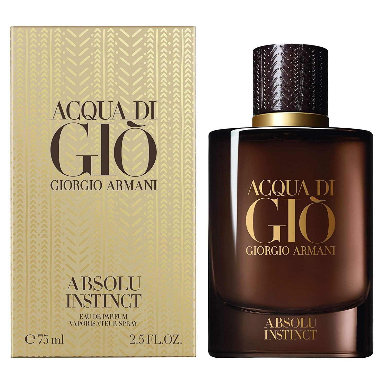 Armani Acqua Di Gio Absolu Instinct For Men Eau De Parfum 75ML