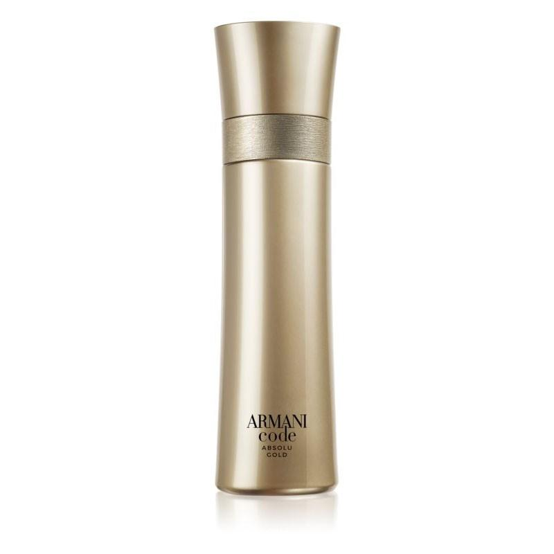 Armani Code Absolu Gold Men Parfum 110ML