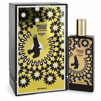 Memo Moroccan Leather For Unisex Eau De Parfum 75ML