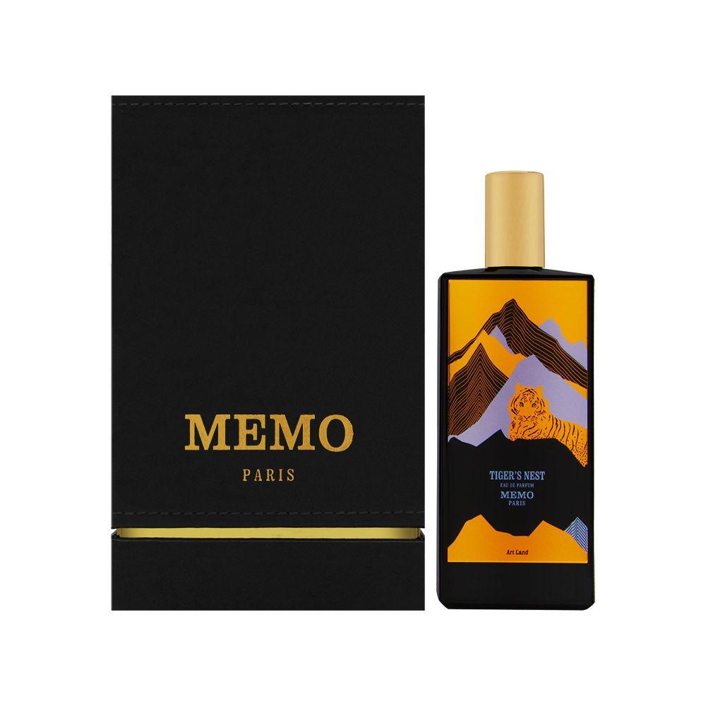 Memo Tiger's Nest For Unisex Eau De Parfum 75ML
