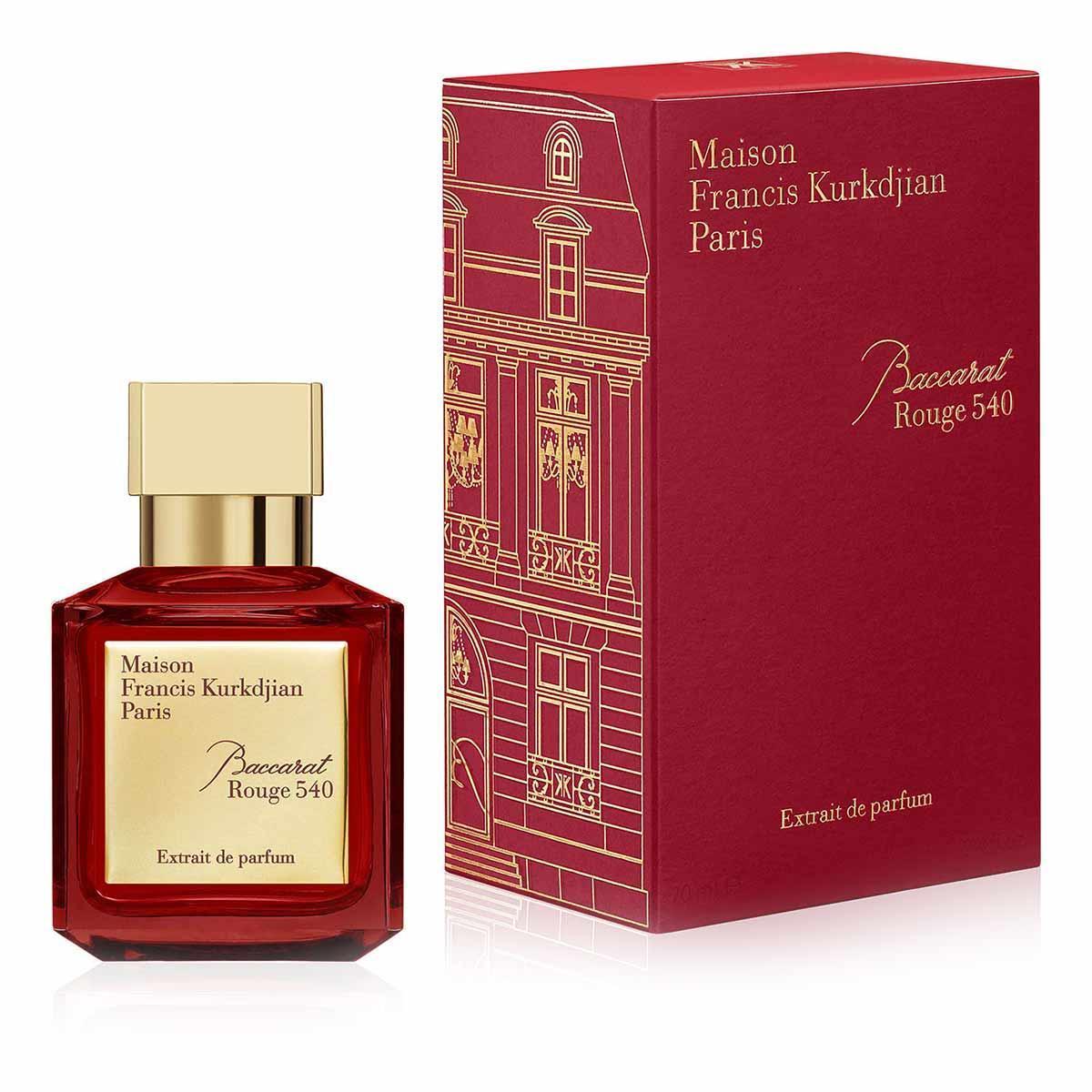 Francis Kurkdjian Baccarat Rouge Red 540 Extrait De Parfum 70ML