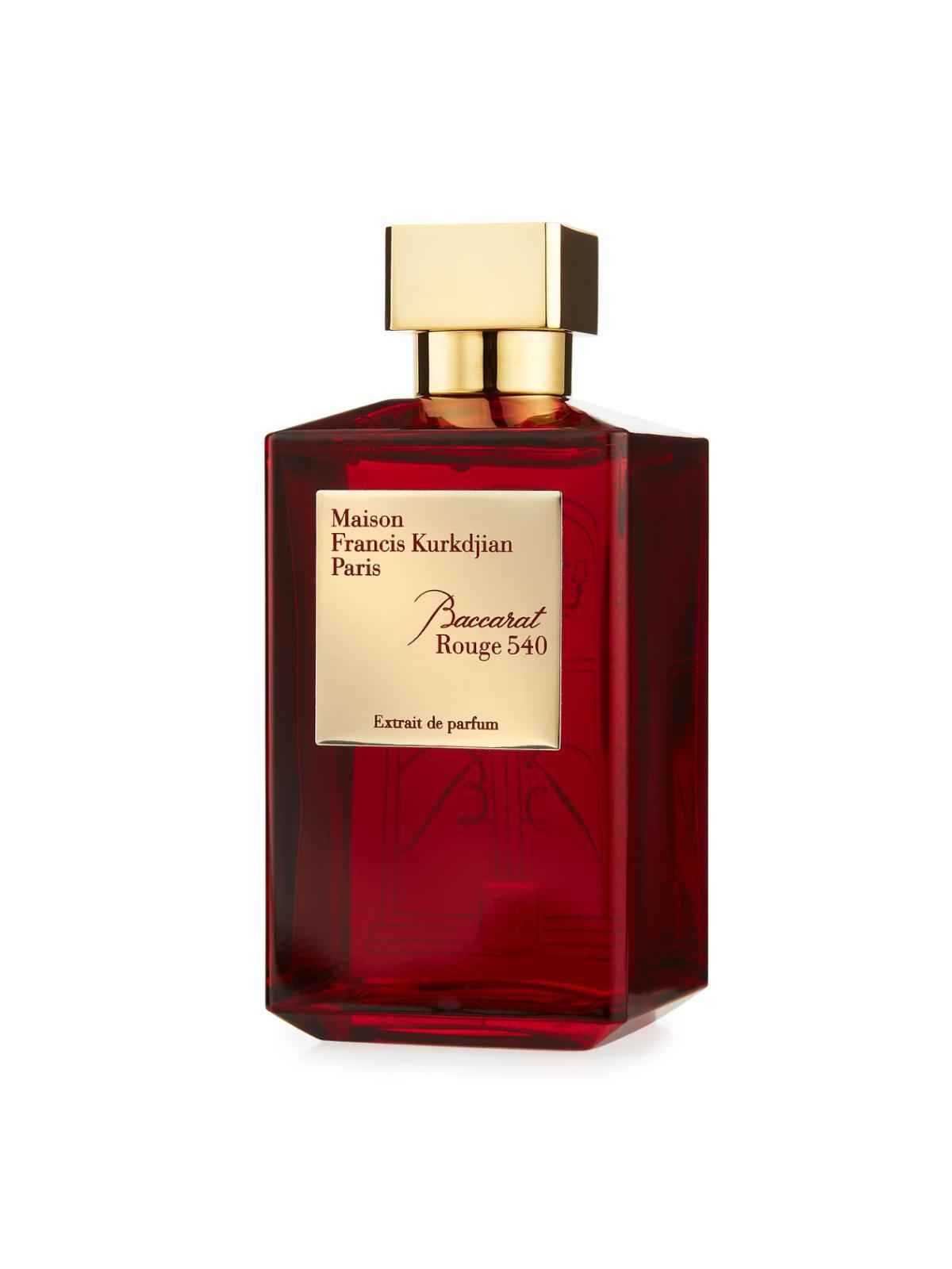 Francis Kurkdjian Baccarat Rouge Red 540 Extrait De Parfum 200ML