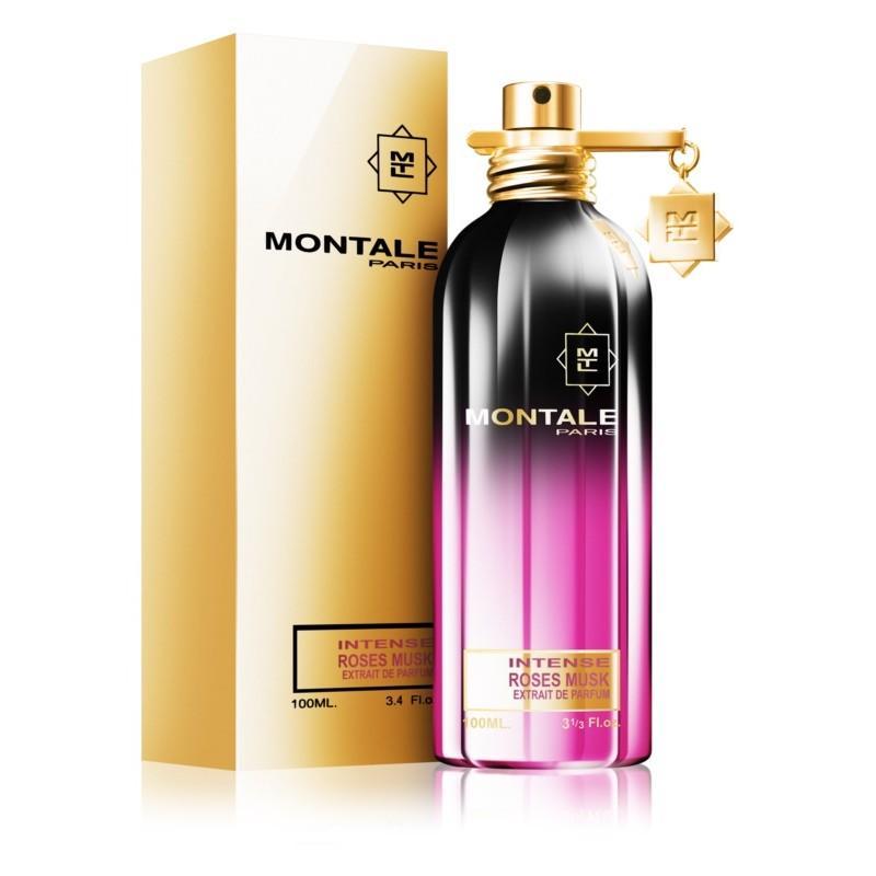 Montale Roses Musk Intense For Women Eau De Parfum 100ML