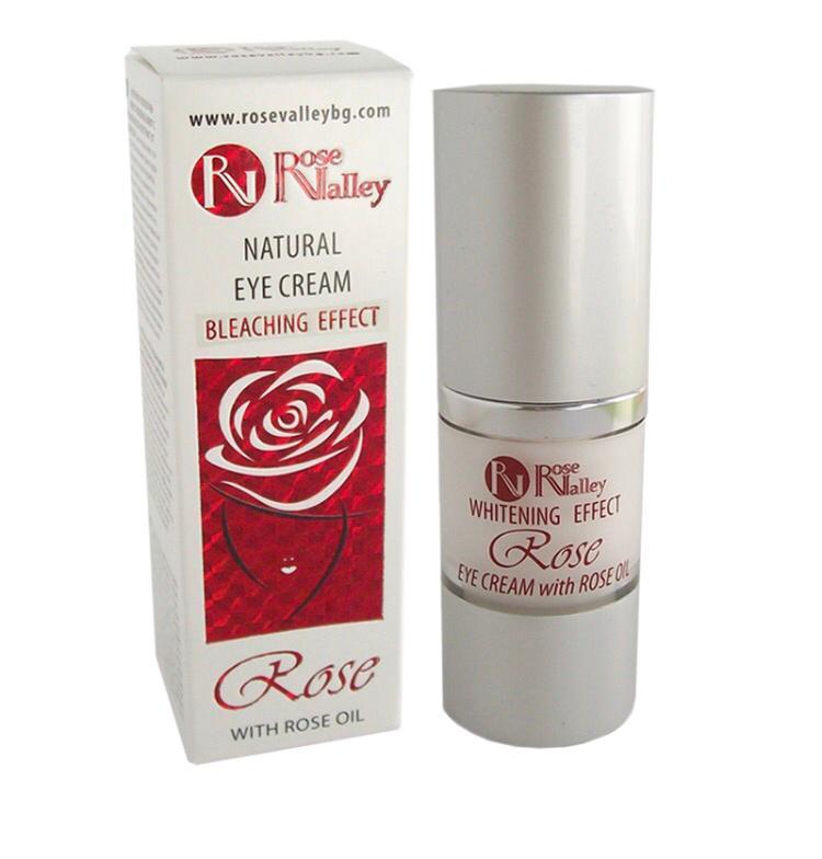 Bulgarian Rose Natural Eye Cream 20ML