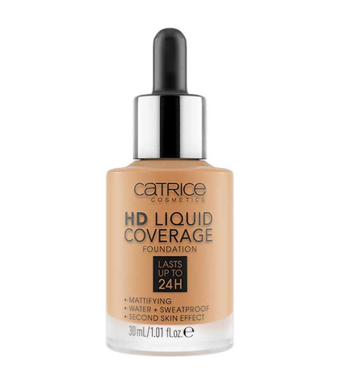 Catr. Hd Liquid Coverage Foundation 065