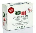 SEBAMED ADULT CLEANSING BAR 150GM X 2 ( VALUE PACK )