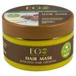 EO Laboratorie organic hair mask activates hair growth & anti hair loss with macadamia oil chemical free sulfate & silicone free