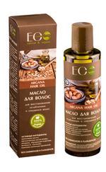 EO Laboratorie Organic Moroccan Argan oil, Hair restoring & repairing for weak and split ends