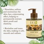EO Laboratorie Organic hand soap, nourishing and anti age, safe for kids