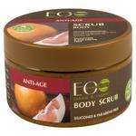 EO Laboratorie Organic Sugar scrub Exfoliating anti aging & lifting effect for body