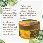 EO Laboratorie Organic body cream lifting & tightening with uv protection with sesame oil