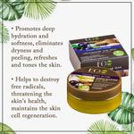 EO Laboratorie Organic body butter, vitamin, moisture with acai berries
