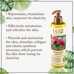 EO Laboratorie Organic Body milk freshness and shine with passion flower extract
