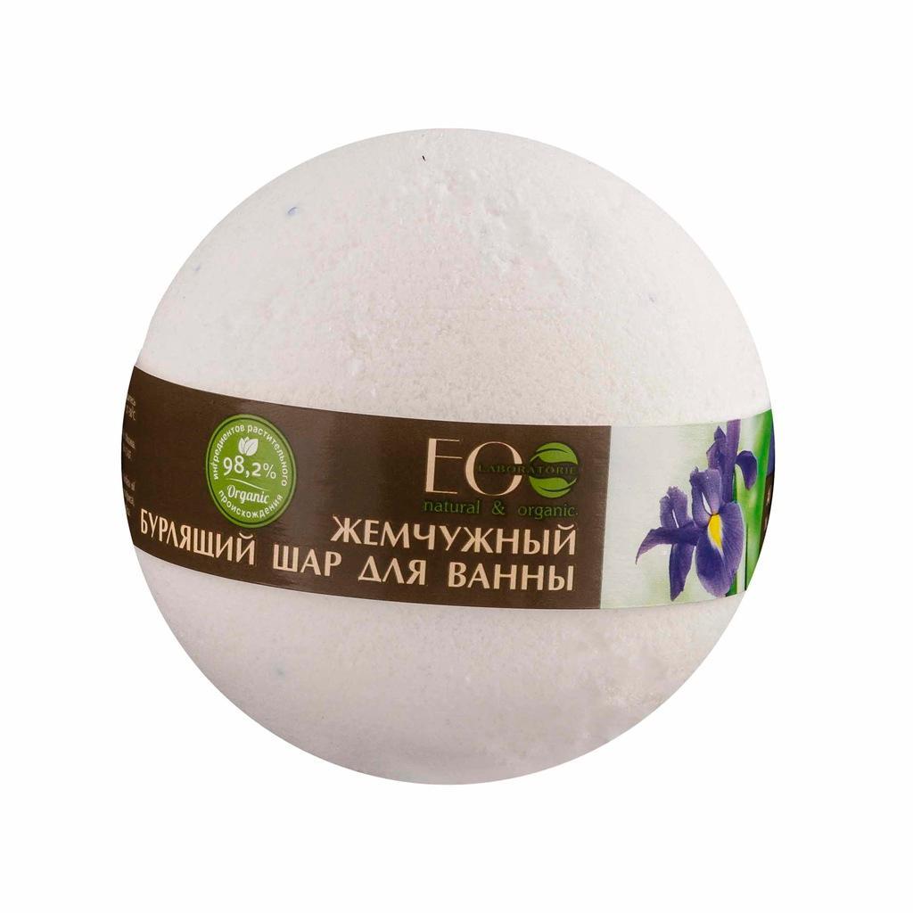 EO Laboratorie Organic bath bomb relax & rejuvinate Oris and passion flower