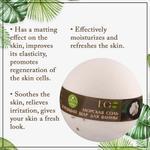 EO Laboratorie Organic bath bomb restoring & relaxing mangosteen and vanilla