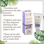 EO Laboratorie Organic eye care serum instant lifting with hyaluronic acid