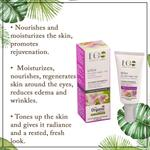 EO Laboratorie Organic eye care cream deep restore with hyaluronic acid