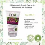 EO Laboratorie Organic Facial scrub anti age & lifting with hyaluronic acid