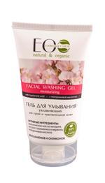 EO Laboratorie Organic Facial washing gel, hyaluronic acid, moisturizing, for dry & sensitive skin