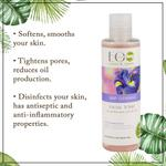 EO Laboratorie Organic facial tonic deep cleansing for oily skin