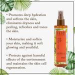 EO Laboratorie Organic moisturizing Argan dry body oil smoothness and firmness