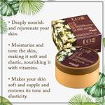 EO Laboratorie Organic Shea butter, Vitamin body butter, nourishing & moisturizing