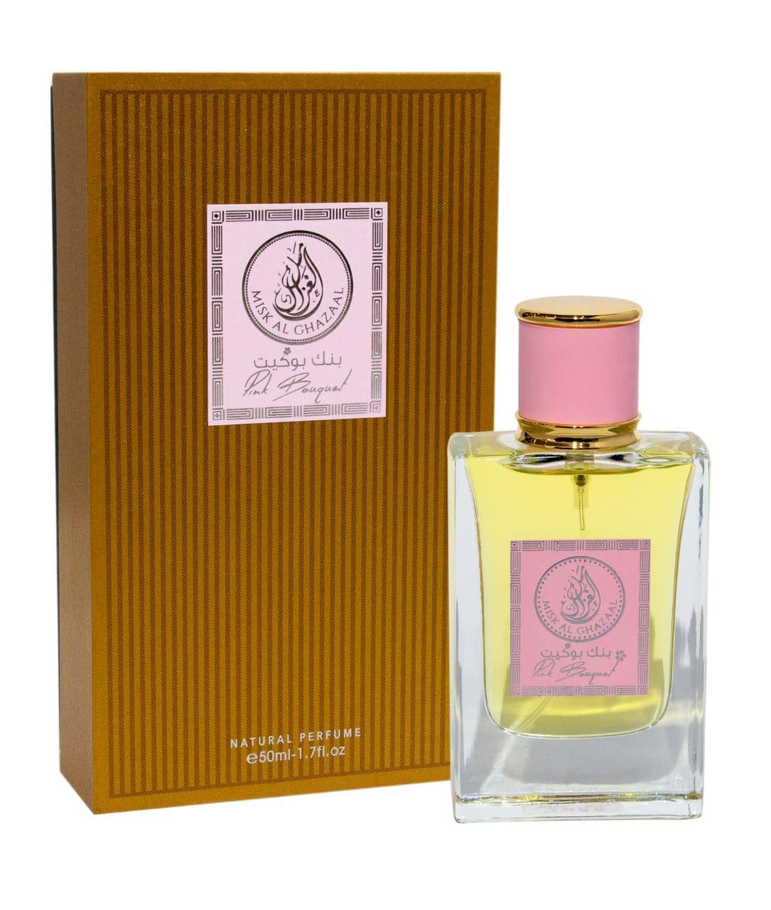 Misk Al Ghazaal Pink Boucket Eau De Parfum For Unisex 50 ml