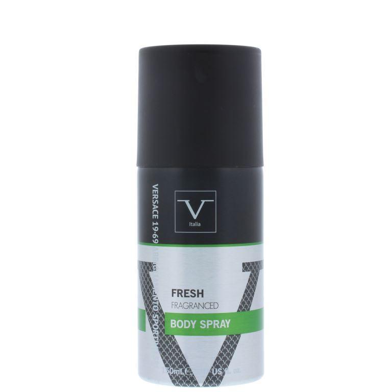 Vitalia Fresh Fragranced Body Spray 150ml By Versace 19-69