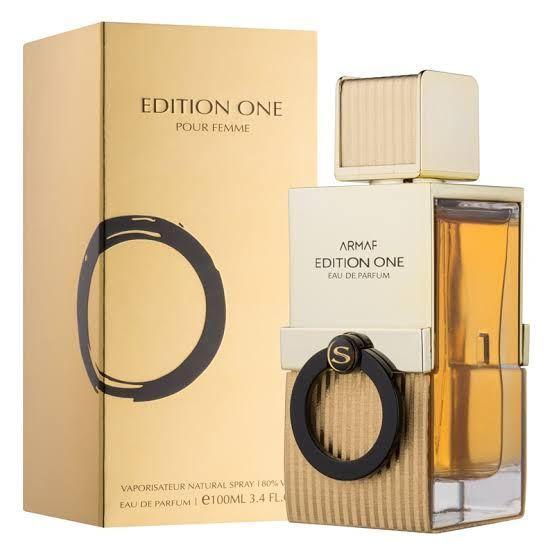 Armaf Edition 1 Women Eau De Parfum 100Ml