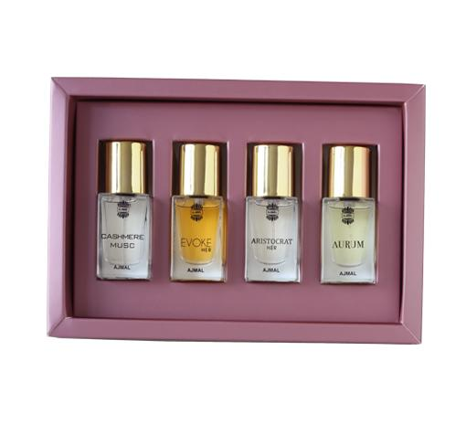 Ajmal Perfumes Mini Collection perfume Gift Set For Women