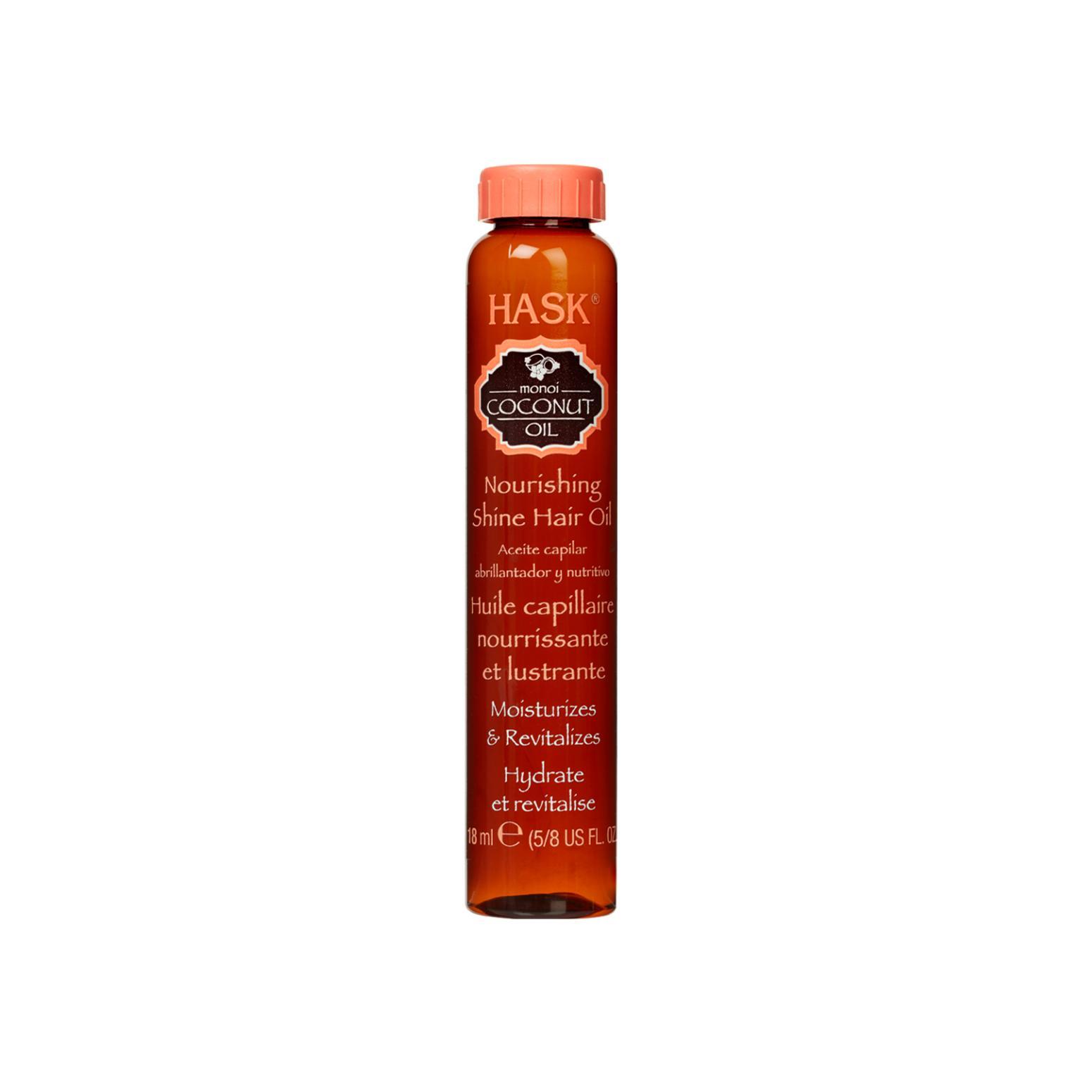 Hask Coconut Nourishing Shine Oil 18ml