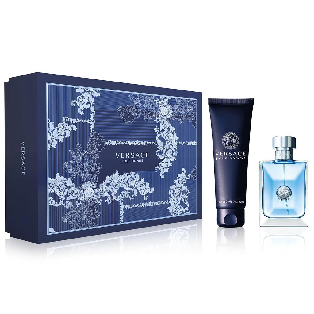 Versace Pour Homme For Men Eau De Toilette 100ML Set
