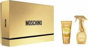 Moschino Fresh Couture Gold For Women Eau De Parfum 50ML Set