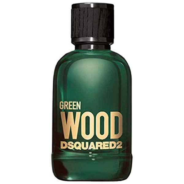 Dsquared2 Wood Green For Men Eau De Toilette 100ML