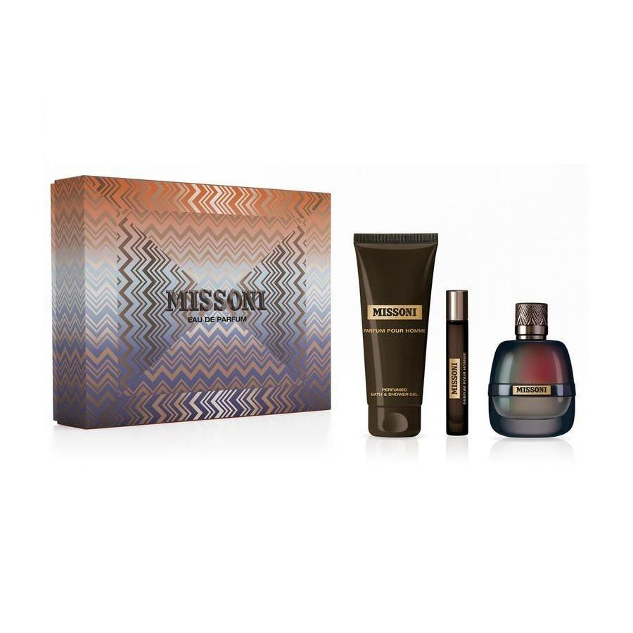 Missoni Pour Homme For Men Eau De Parfum 100ML Set