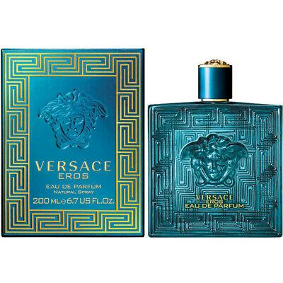 Versace Eros For Men Eau De Parfum 200ML