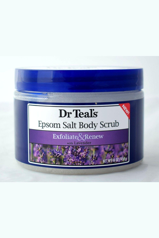 Dr. Teal's Epsom Salt Body Scrub Lavender  454g