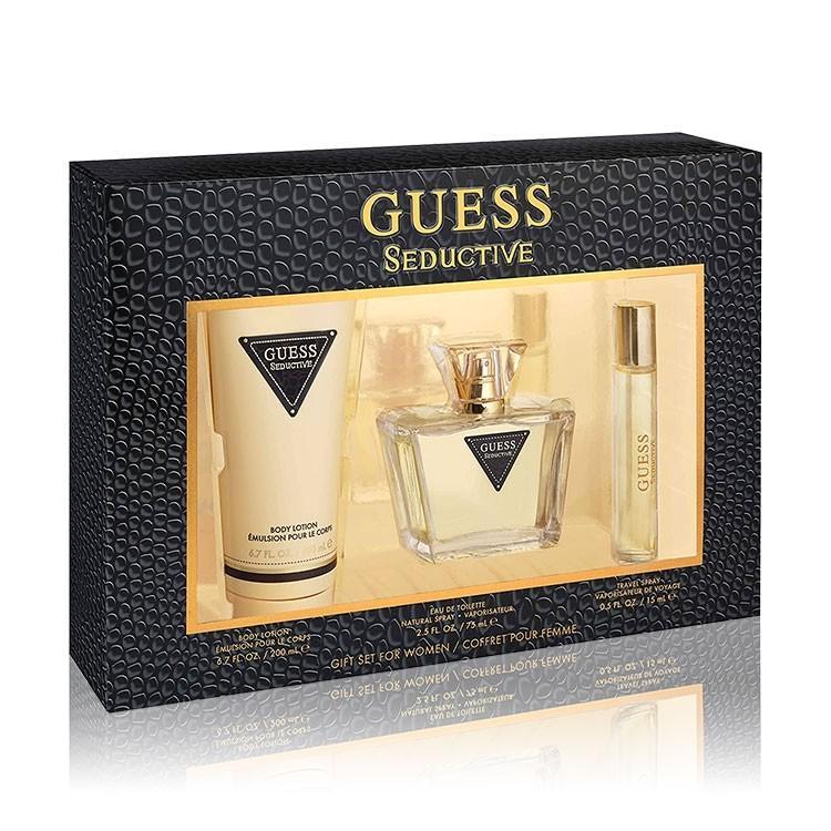 Guess Seductive For Women Eau De Toilette 75ML Set