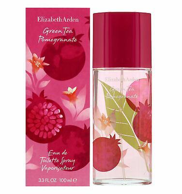 Elizabeth Arden Green Tea Pomegranate For Women Eau De Toilette 100ML