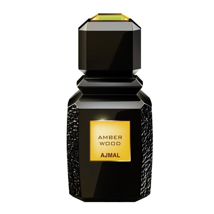 Ajmal Perfumes Amber Wood Unisex Spray Eau De Parfum 100Ml