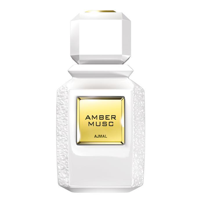 Ajmal Perfumes Amber Musc For Unisex Eau De Parfum 100ml