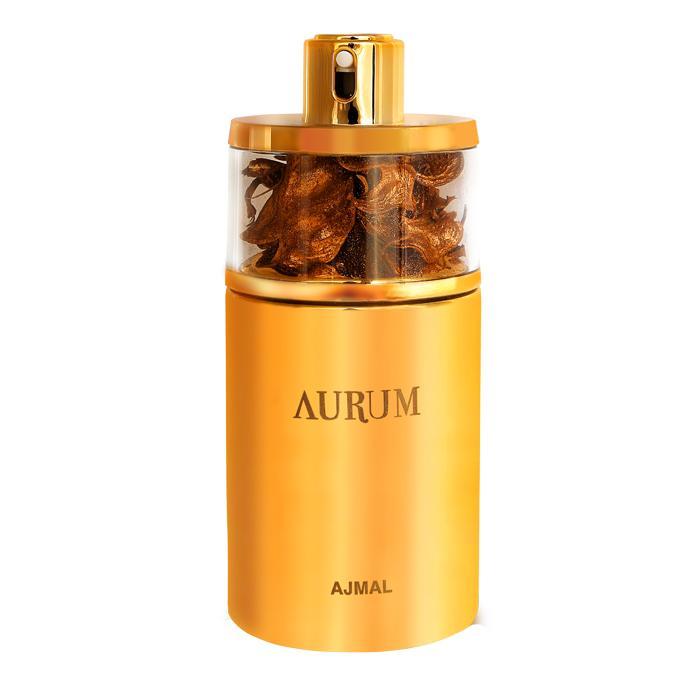 Ajmal Perfumes Aurum For Unisex Eau De Parfum Spray 75 Ml