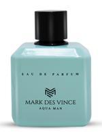 Mark Des Vince Aqua Man For Men Eau De Parfum 100ML New