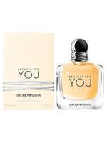 Armani Because It,s You For Women Eau De Parfum 150ML